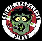 Zombie Apocalypse Diver Patch